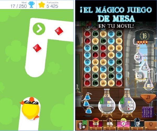 5 nuevos juegos de Android que merece la pena descargar