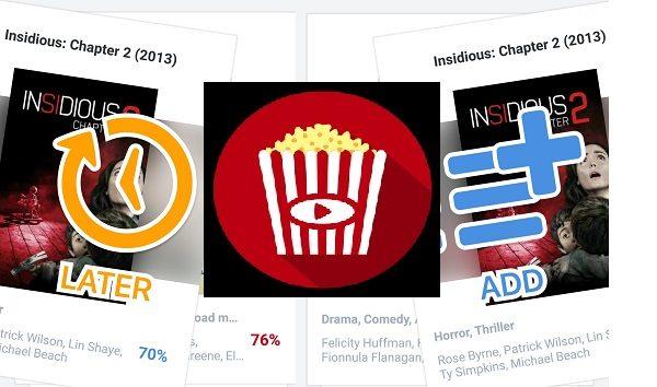 Popcorn, el Tinder de las películas