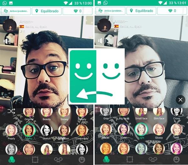Así es Azar, la nueva Chatroulette para Android