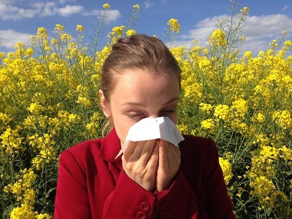 Polen Control, la app que registra todo sobre tu alergia