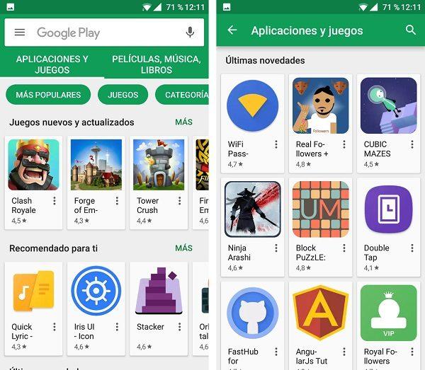 Cómo extraer el archivo de instalación de una app Android