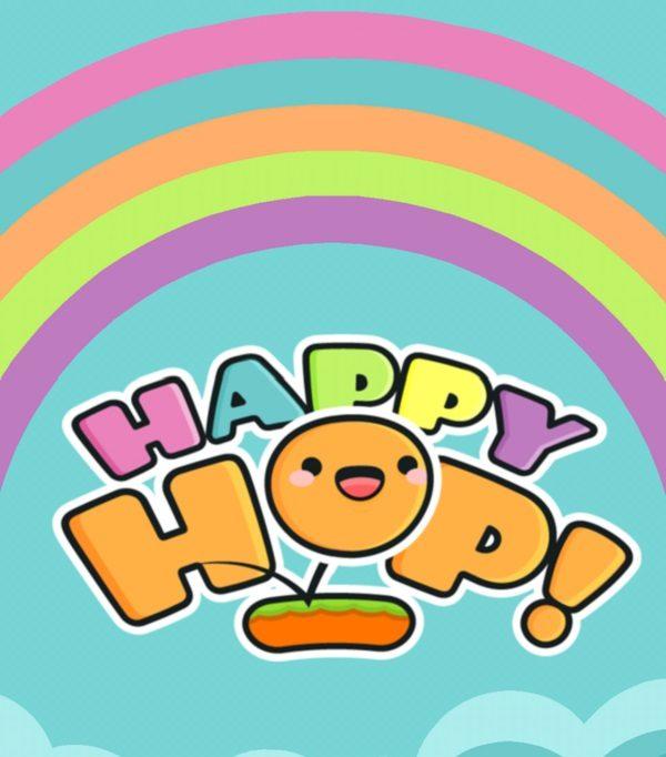 Happy Hop, juego de plataformas para amantes del manga