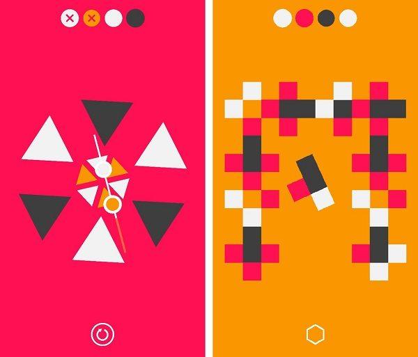 Linia, un puzzle que puedes conseguir gratis en la Play Store