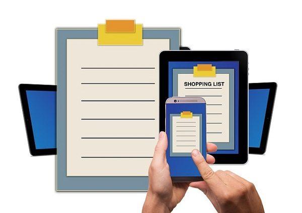 5 apps gratis para hacer la lista de la compra
