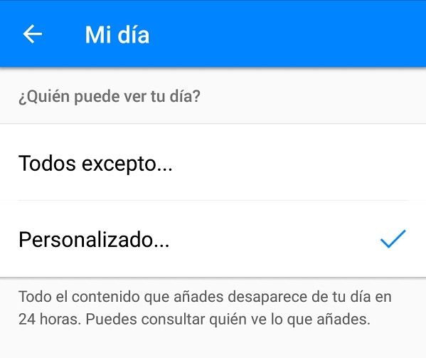 seguridad en messenger