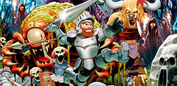 Ghost'n Goblins, el juego clásico llega a tu smartphone
