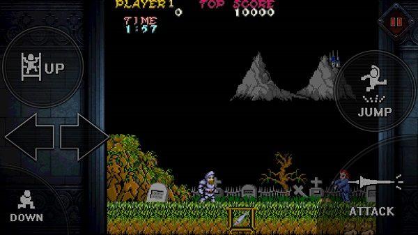 ghost'n goblins game