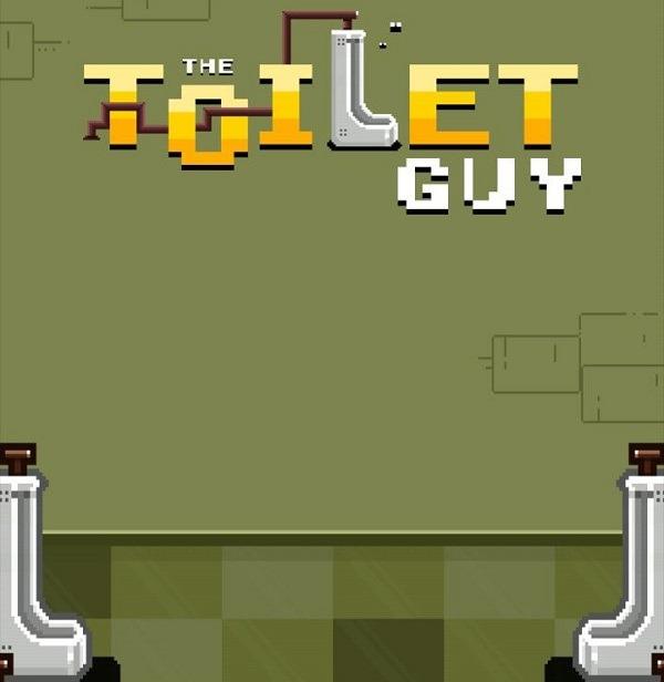 The Toilet Guy, limpia como puedas