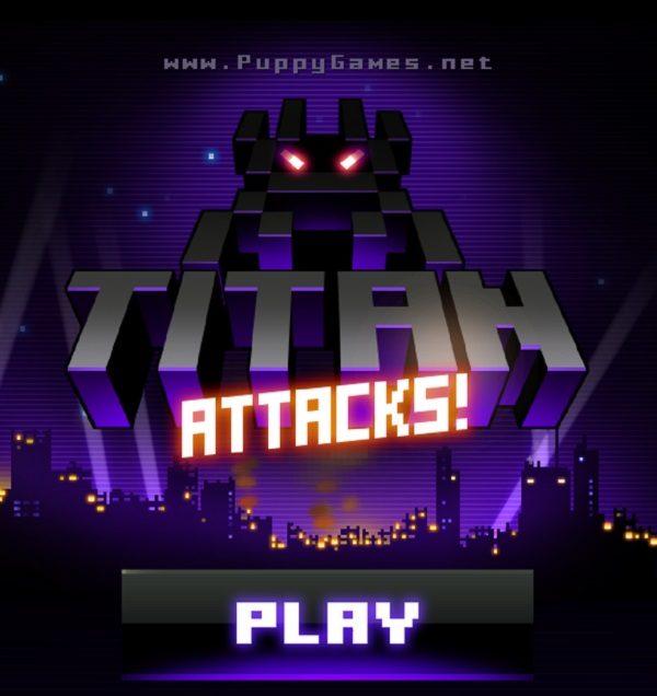 Titan Attacks, un matamarcianos retro para nostálgicos