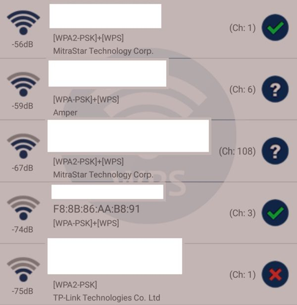 WPAspp interfaz