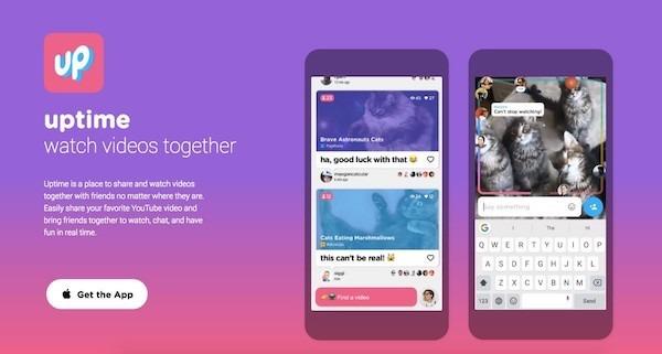 YouTube Uptime, la app para ver vídeos con tus amigos