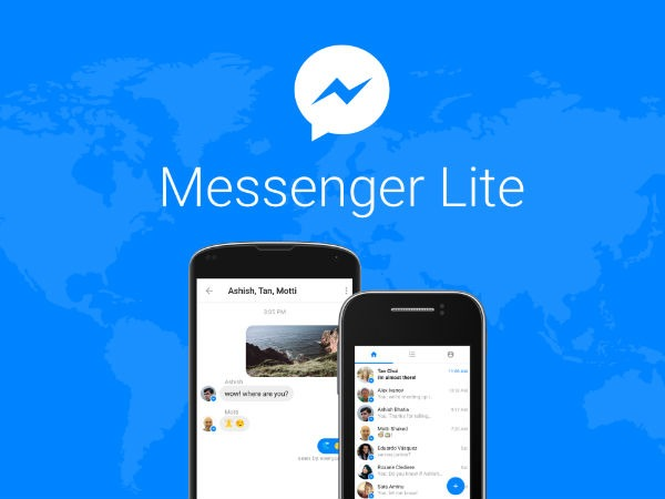 Facebook Messenger Lite ya disponible en España