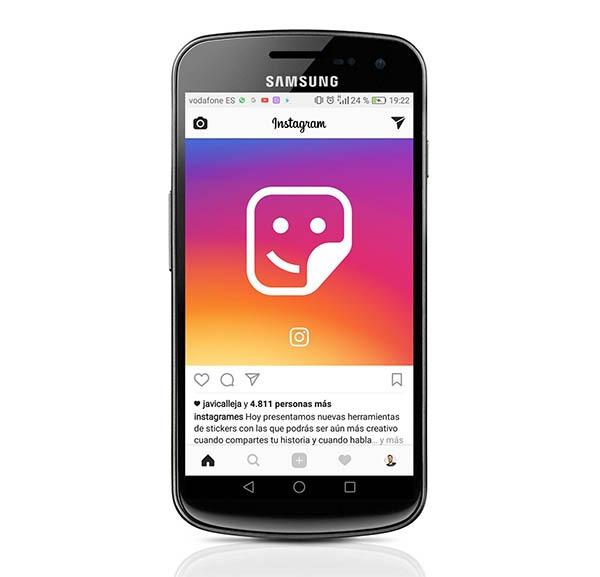 Cómo crear stickers con tu cara en Instagram Stories