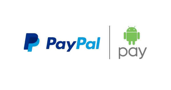 Paypal y Android Pay llegan a un acuerdo para operar juntos