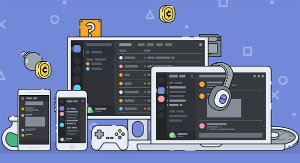 Discord, una completa plataforma de chat para jugones