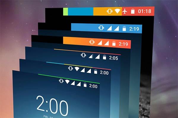 Cómo colocar un indicador de batería más vistoso en tu móvil Android