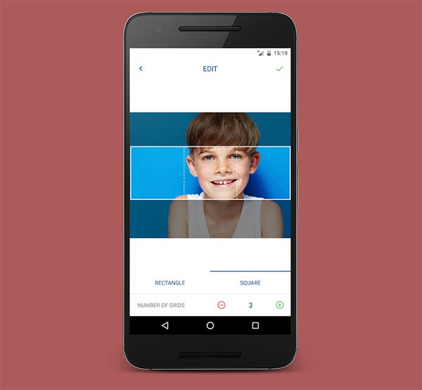 InstaWide, la aplicación para publicar fotos panorámicas en Instagram