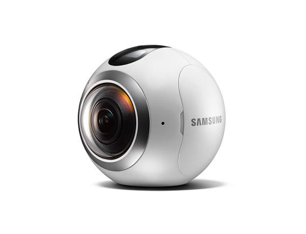 Características de la Samsung Gear 360º