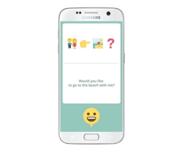 Wemogee, la app de Samsung para personas con problemas de comunicación