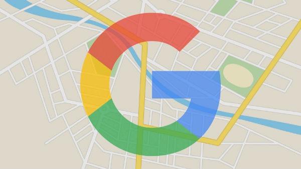 Así es el nuevo menú de localización de Google Maps
