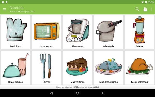 10 apps para tener en cuenta en el d a de la madre - Cosas para cocinar ...