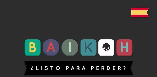 Baikoh, juega en Android con el 'Tetris' de las palabras