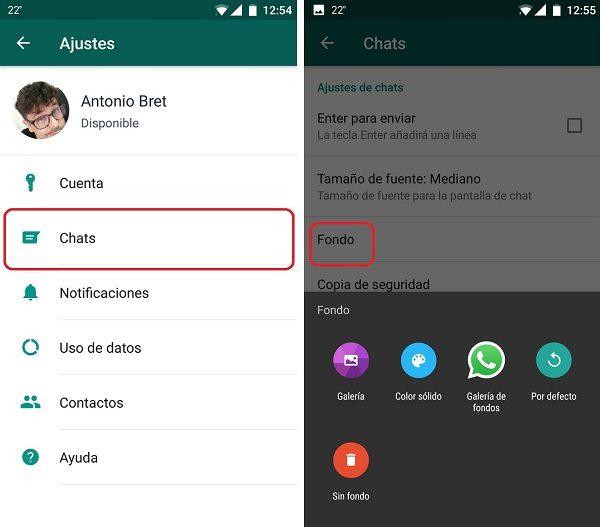 Preguntas y respuestas sobre conversaciones y chats de grupo en WhatsApp 3