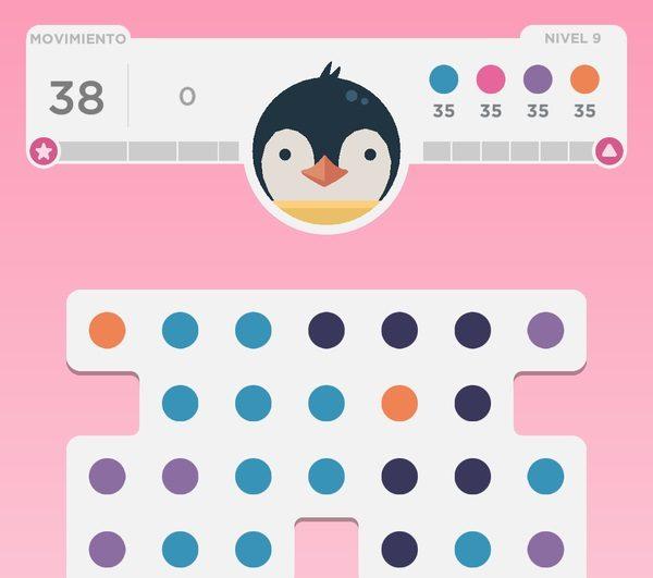 Dots & Co., conecta puntos de colores con este adictivo juego