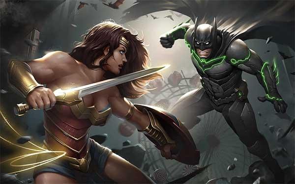 Injustice 2, las peleas de superhéroes más bestias vuelven al móvil