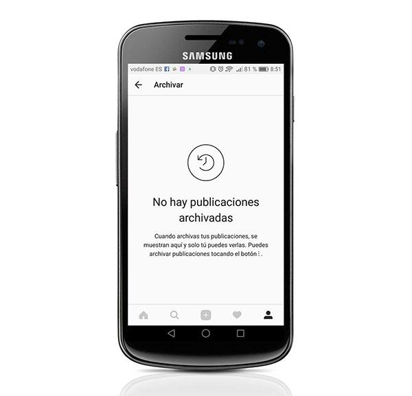 Cómo ocultar fotos en Instagram para no tener que borrarlas