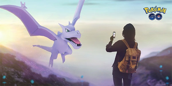 Pokémon GO prepara un evento para capturar más Pokémon de tipo roca