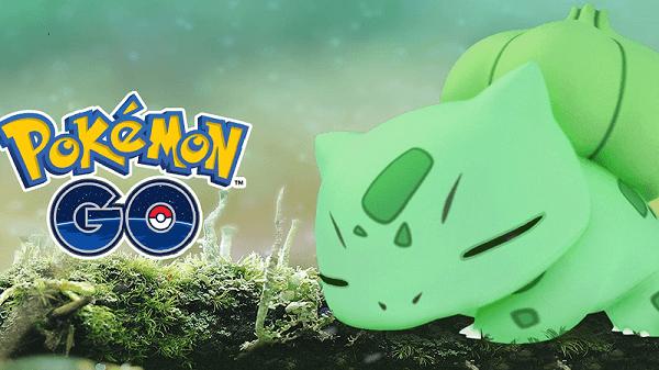 Pokémon GO se llena de Pokémon tipo hierba este fin de semana