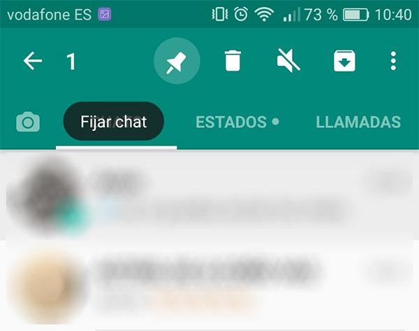 whatsapp fijar chats