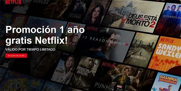 Bulo de Netflix en WhatsApp