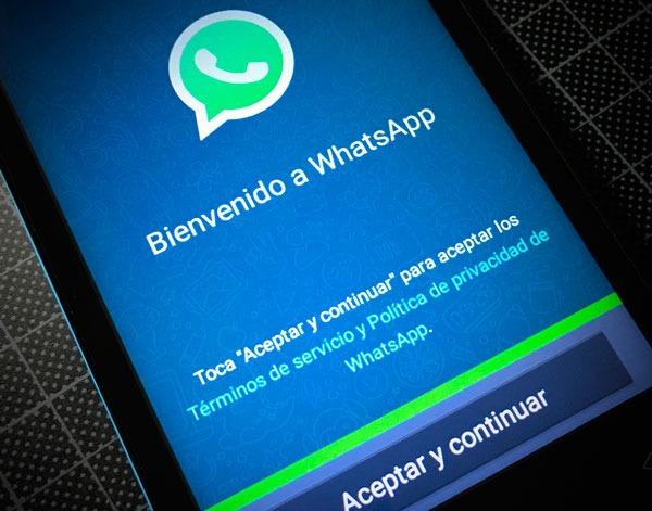 lanzamiento anular mensaje en WhatsApp importante