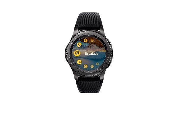 Barrabes Activity for Gear, una app de montaña para los relojes inteligentes de Samsung