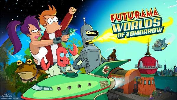 Futurama: Mundos del Mañana, ya disponible gratis para Android