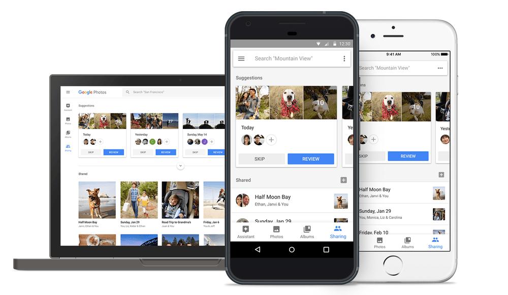Estas son las novedades de la última actualización de Google Fotos