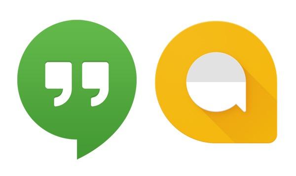Hangouts o Google Allo ¿cuál es mejor?