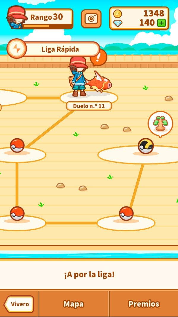 b9b3bffd24 Nueva liga y más eventos en la última actualización de Pokémon ...