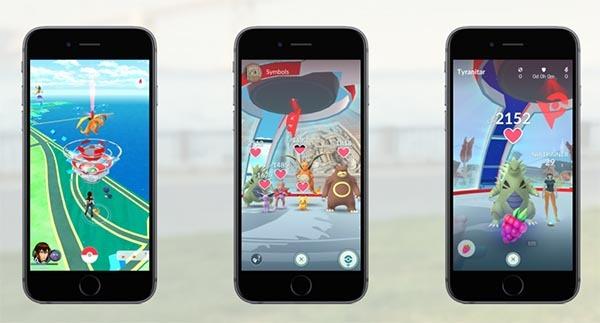 Nuevos gimnasios Pokémon