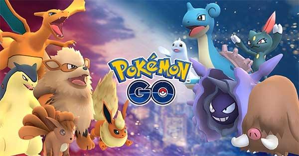 Cómo conseguir Pokémon de tipo hielo y tipo fuego en Pokémon GO