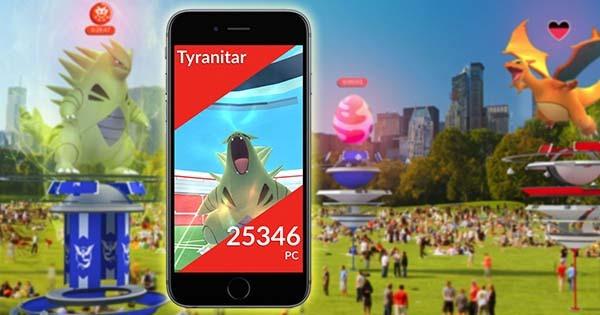 Así son las nuevas Incursiones en Pokémon GO