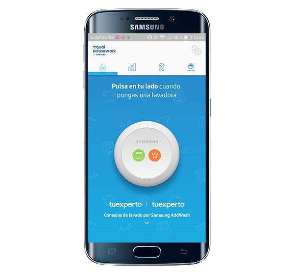 Samsung Equal HouseWork, una app para repartir las tareas de la casa
