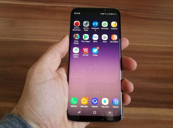 Samsung lanza una app para seguir la presentación del Galaxy S9