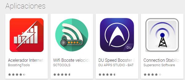 acelerar la conexión a Internet