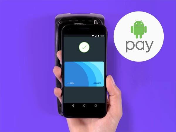 Google regala 15 euros a los usuarios de Android Pay