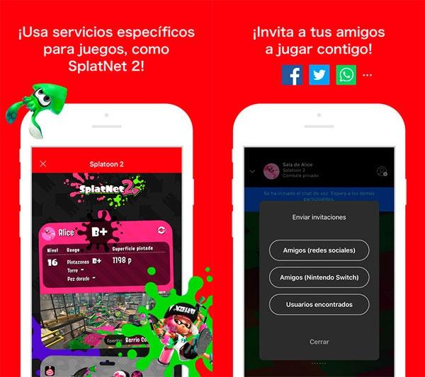 Nintendo Switch Online, así es la app del servicio de juegos de Nintendo Switch