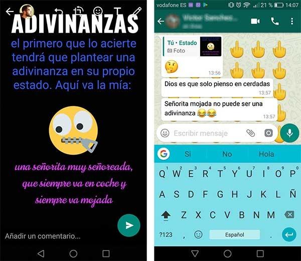 7 Juegos Para Disfrutar De Los Estados De Whatsapp