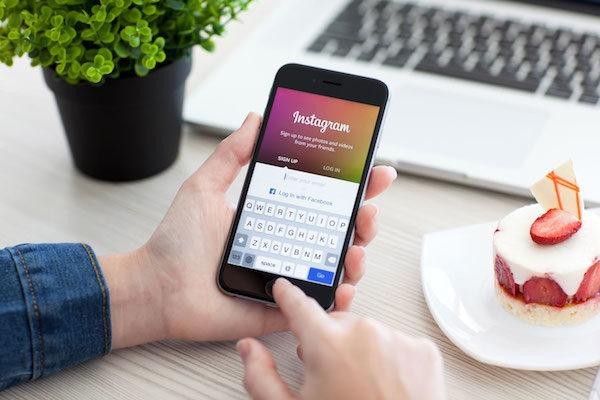 Cómo publicar fotos verticales o apaisadas en el mismo grupo en Instagram